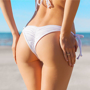 buttocks and thighs treatment